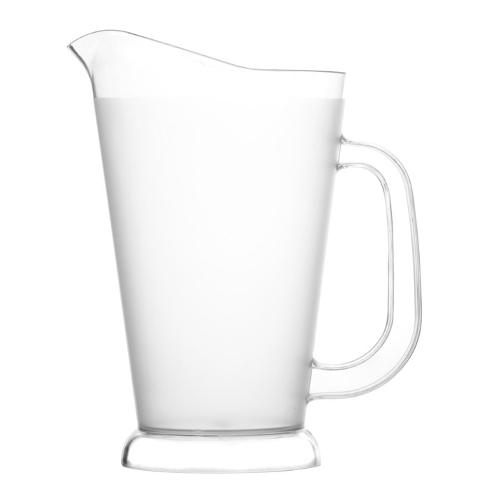Frosted_Acrylic_Pitcher_PF60