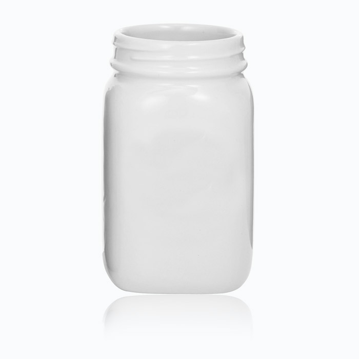 White_Ceramic_Mason_Jar_GPWO215B-BE_16oz